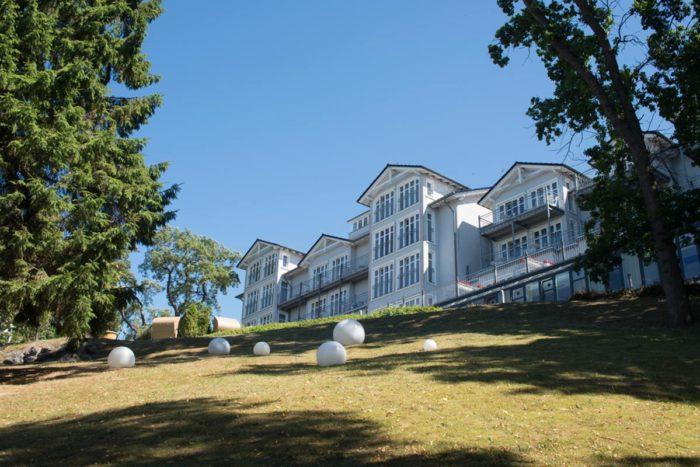 Das Vju Hotel besticht durch eine stimmige neue Ausstrahlung.